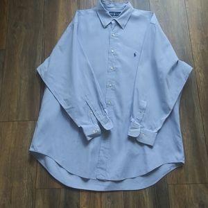 Ralph Lauren Men's dress T-shirt size 32/33 color